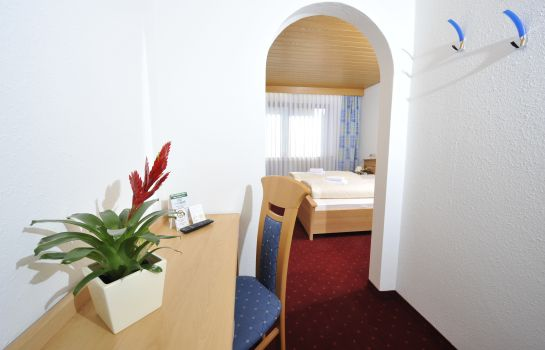 Double room (superior) Leitner's Hotel Garni