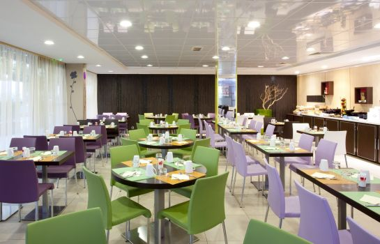 Restaurant Holiday Inn Express PARIS - CANAL DE LA VILLETTE