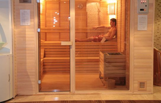 Sauna Oscar Resort Hotel Oscar Group