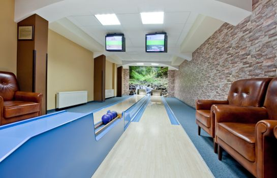 Hala do bowlingu Klimek SPA