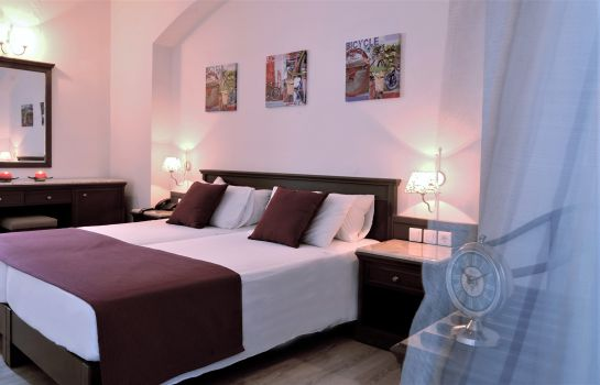 Chambre double (confort) Castello City Hotel