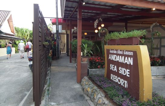 Exterior view Andaman Seaside Resort