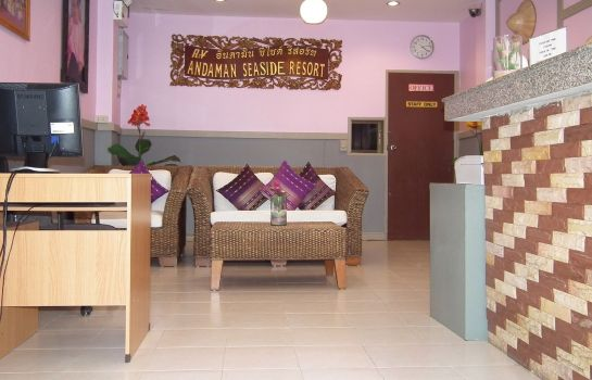 Lobby Andaman Seaside Resort