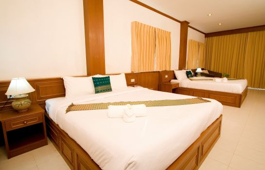 Chambre double (confort) Andaman Seaside Resort