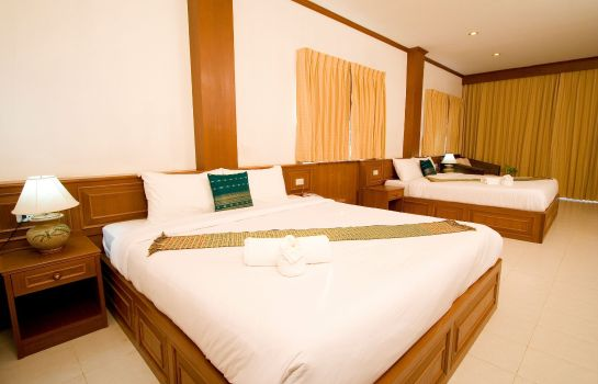 Chambre Andaman Seaside Resort