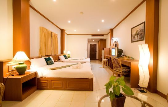Room Andaman Seaside Resort