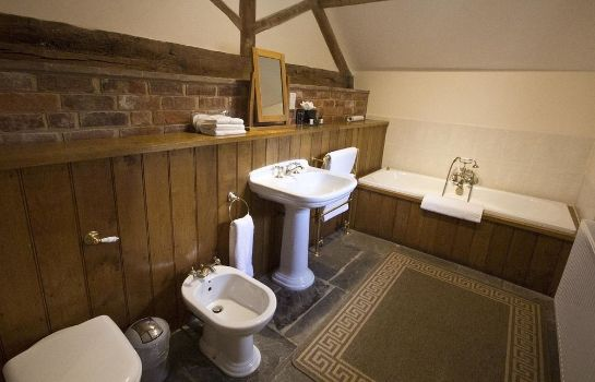 Cuarto de baño Old Downton Lodge