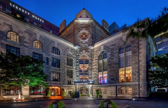 Vue extérieure The Liberty a Luxury Collection Hotel Boston