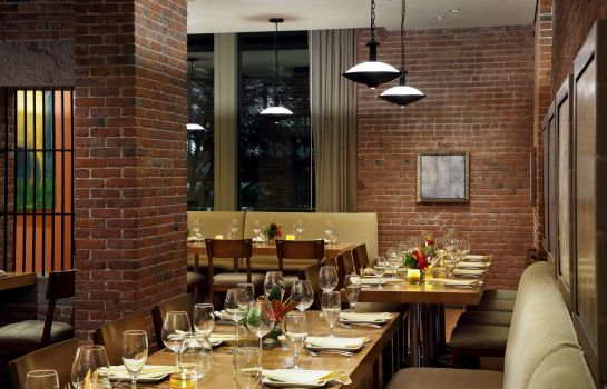 Restaurant The Liberty a Luxury Collection Hotel Boston