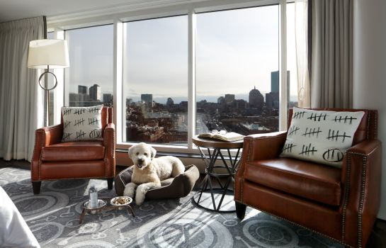 Info The Liberty a Luxury Collection Hotel Boston