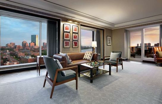 Zimmer Boston  a Luxury Collection Hotel The Liberty