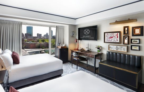 Camera Boston  a Luxury Collection Hotel The Liberty