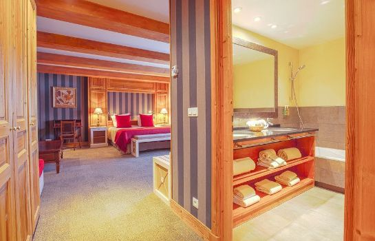 Junior Suite Royal Rochebrune Hotel