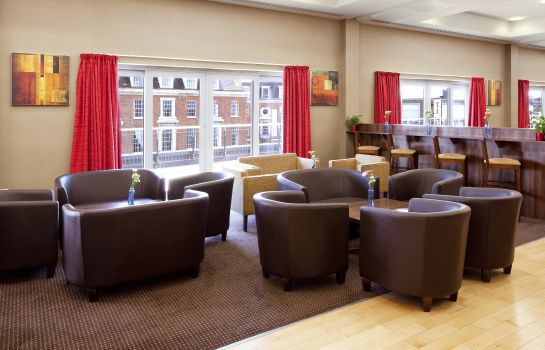 Hotel bar Holiday Inn Express HULL CITY CENTRE