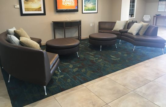 Hotelhalle Candlewood Suites COLUMBIA-FT. JACKSON