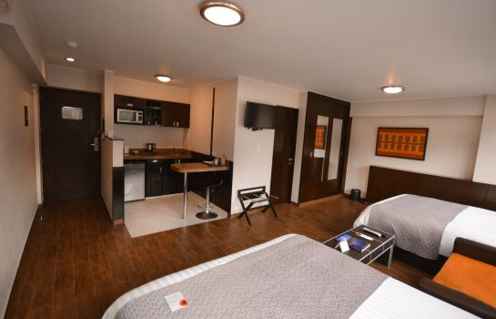Double room (superior) QP Lima