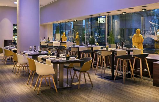 Ristorante Fleming's Selection Hotel Frankfurt-City