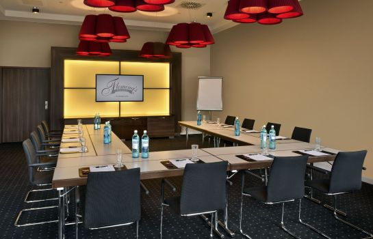 Sala konferencyjna Fleming's Selection Hotel Frankfurt-City