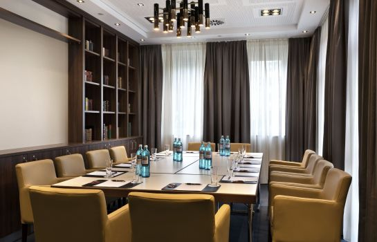 Tagungsraum Fleming's Selection Hotel Frankfurt-City