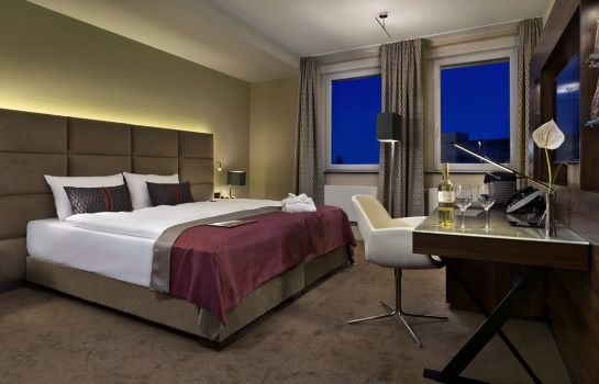 Chambre Fleming's Selection Hotel Frankfurt-City