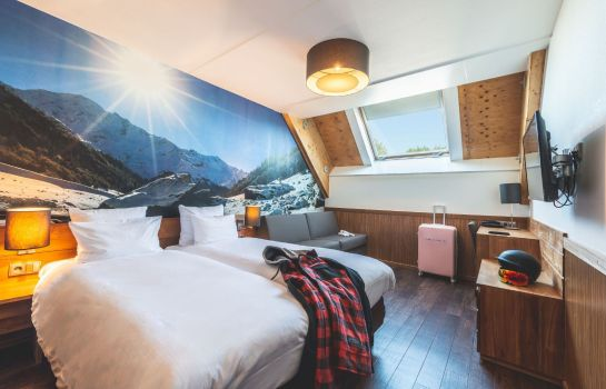 Double room (standard) Hotel SnowWorld & Conference