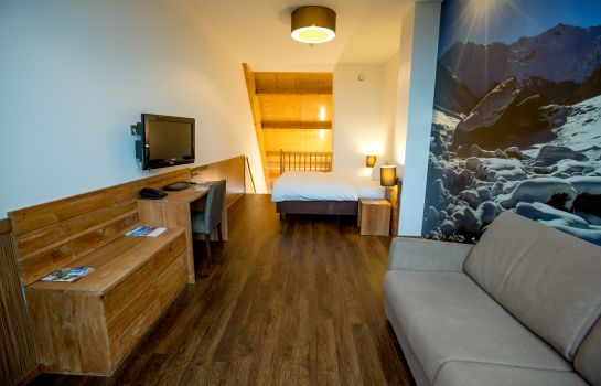 Double room (superior) Hotel SnowWorld & Conference