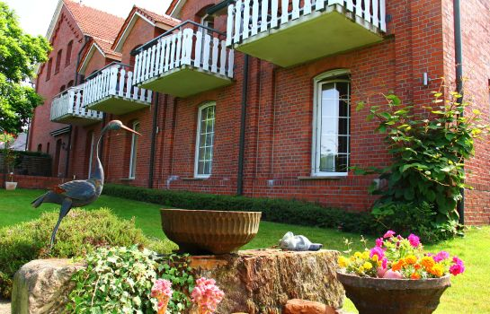 Jardin Altes Wasserwerk Pension