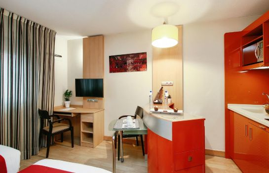 Pokój dwuosobowy (standard) APPART'CITY CONFORT TOULOUSE BLAGNAC