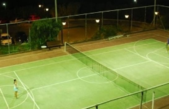Tennisplatz Blue Bay Resort Hotel