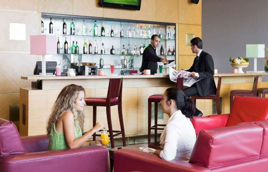 Bar de l'hôtel ibis Casablanca City Center