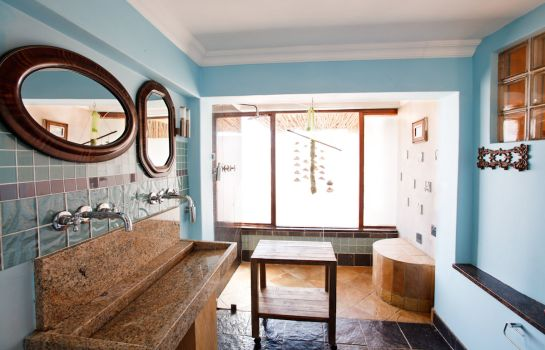 Cuarto de baño Sweet Lemon Boutique Bed & Breakfast
