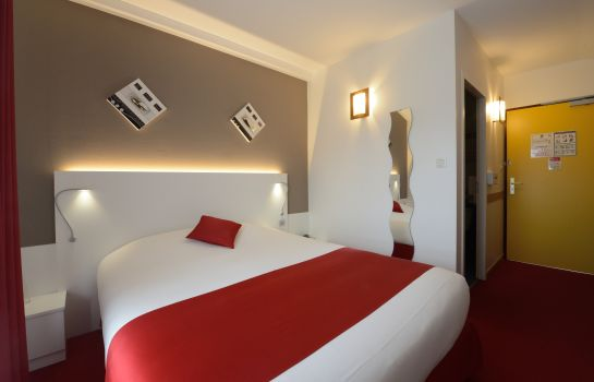 Chambre double (standard) INTER-HOTEL Brest Loval