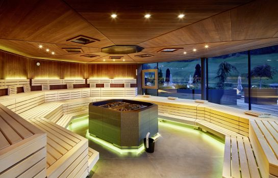 Sauna LUNARIS Wellnessresort