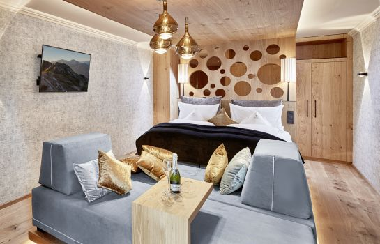 Doppelzimmer Komfort LUNARIS Wellnessresort