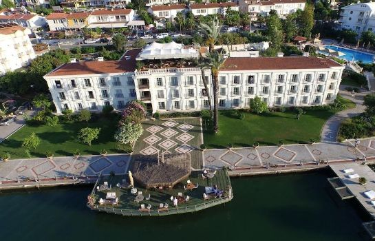 Vista exterior Ece Saray Marina & Resort - Special Class