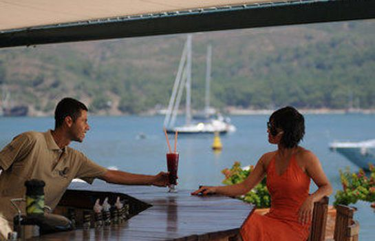 Bar del hotel Ece Saray Marina & Resort - Special Class