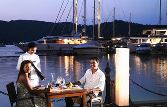 Restaurante Ece Saray Marina & Resort - Special Class