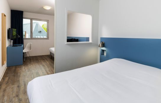 Junior Suite Teneo Apparthotel Bordeaux - Gare Saint Jean Residence Hoteliere