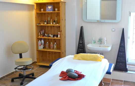 Massage room Gersbacher Hof