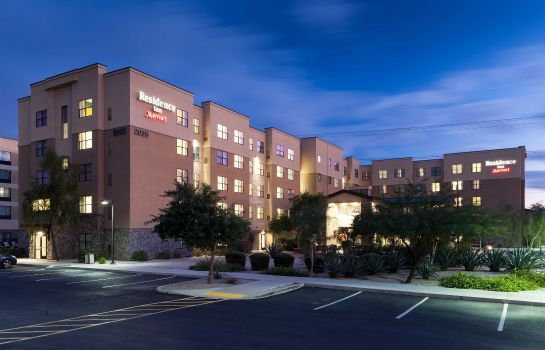Außenansicht Residence Inn Phoenix North/Happy Valley