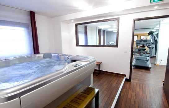 Whirlpool Canal Suites Paris La Villette (Ex Suite-Home Paris Porte de Pantin)
