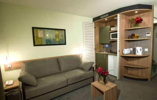 Standardzimmer Canal Suites Paris La Villette (Ex Suite-Home Paris Porte de Pantin)