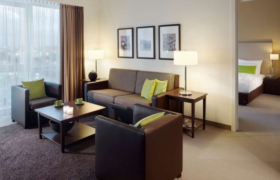 Suite Lindner WTC Hotel & City Lounge