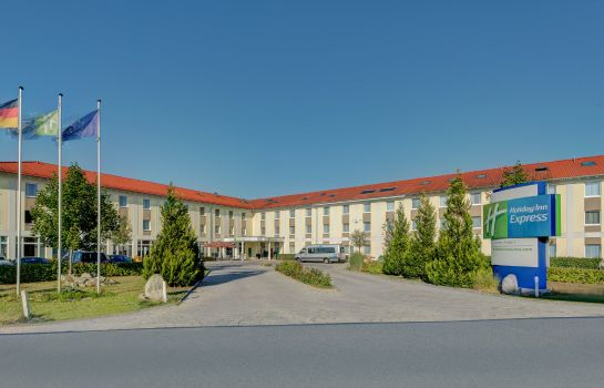 Vista exterior Holiday Inn Express MUNICH AIRPORT