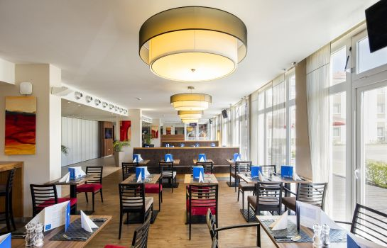 Restaurante Holiday Inn Express MUNICH AIRPORT