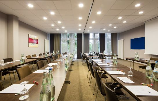 Sala de reuniones Holiday Inn Express MUNICH AIRPORT