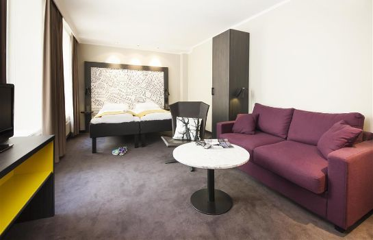 Suite Scandic Oslo City