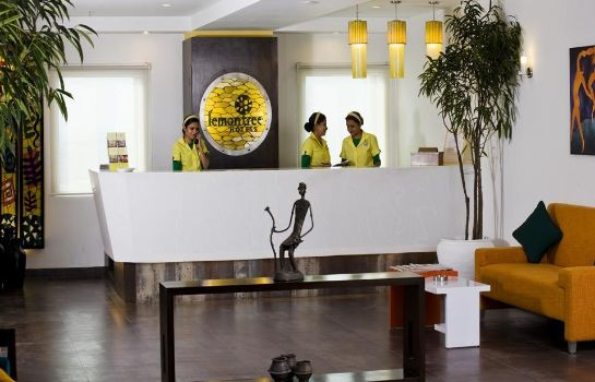 Lobby Lemon Tree East Delhi Mall