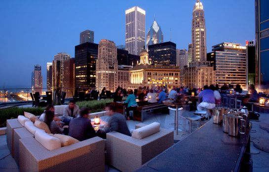 Hotel-Bar Trump Hotel Chicago