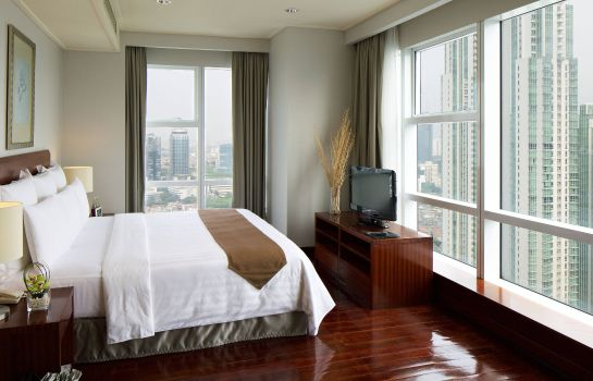 Suite The Mayflower Jakarta - Marriott Executive Apartments